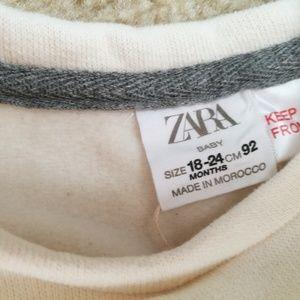 Zara Shirts & Tops - Zara kids sweater sweatshirt NWT